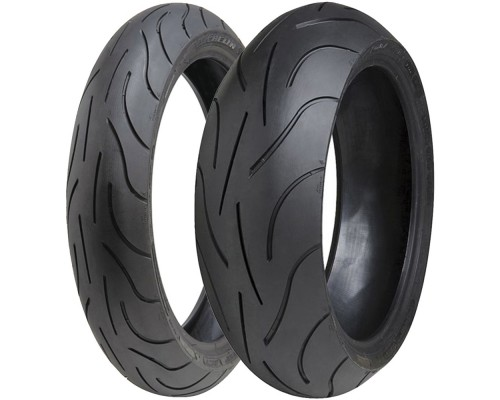 Моторезина Michelin Pilot Power 180/55 ZR17 73W TL Задняя (Rear)