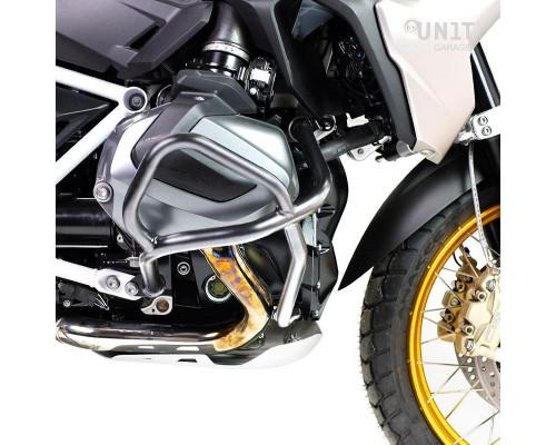 Защитная решетка двигателя Overland