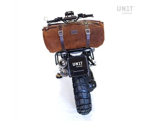 Вощеная замшевая сумка Kalahari Duffle Bag 25 л