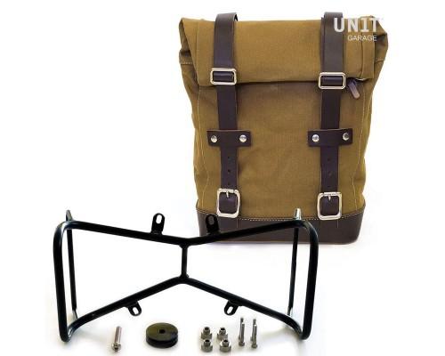 Боковая сумка CANVAS + симметричный двойной подрамник RnineT