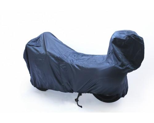 "Чехол на мотоцикл ""Tourism Bags Transformer"", чёрный"