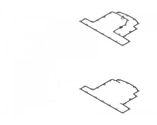 Комплект уплотненных прокладок масляного картера