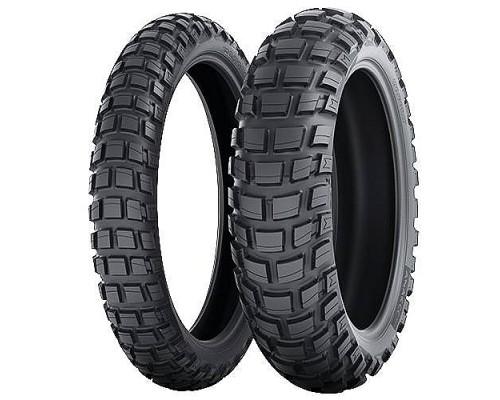 Моторезина Michelin Anakee Wild 120/70 R19 60R TL/TT Передняя (Front)