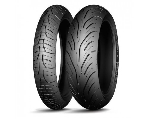 Моторезина Michelin Pilot Road 4 190/50 ZR17 73W TL Задняя (Rear)