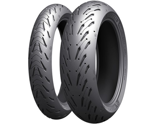 Моторезина Michelin Road 5 190/55 ZR17 75W TL Задняя (Rear)