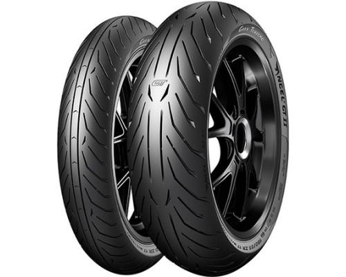Моторезина Pirelli Angel GT 2 120/70 ZR17 58W TL Передняя (Front)