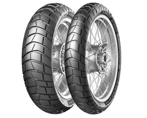 Моторезина Metzeler MCE Karoo Street 150/70 R17 69V TL Задняя (Rear) M+S