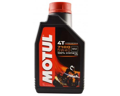 Масло моторное Motul 7100 4T 5W-40 1l