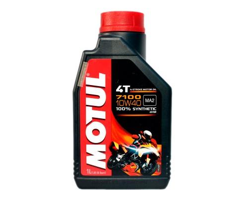 Моторное масло Motul 7100 10W40 1l