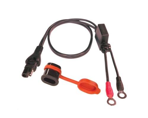 Влагозащищенный коннектор постоянного подключения, SAE, под болт М6, 20 шт