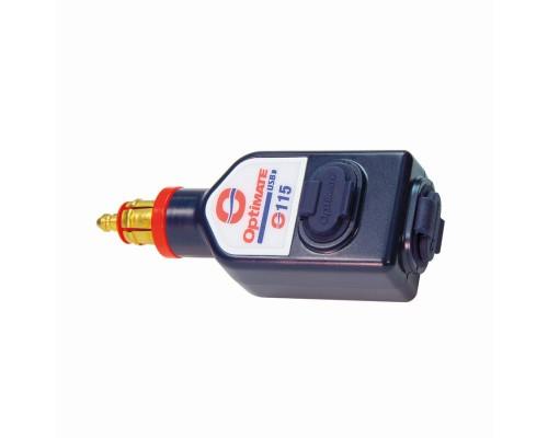 Зарядное устройство USB для мобильных телефонов, 3300mА, 5В, Optimate