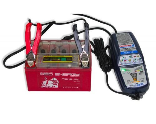 Зарядное устройство OptiMate 4 Can-Bus edition (1x1A, 12V) TM350