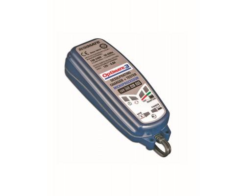 Зарядное устройство OptiMate 3 (1x0,8A, 12V)