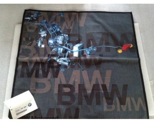 Шейный платок BMW Motorrad антрацит