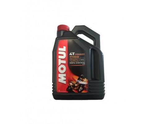 Масло моторное Motul 7100 4T 15W-50 4l