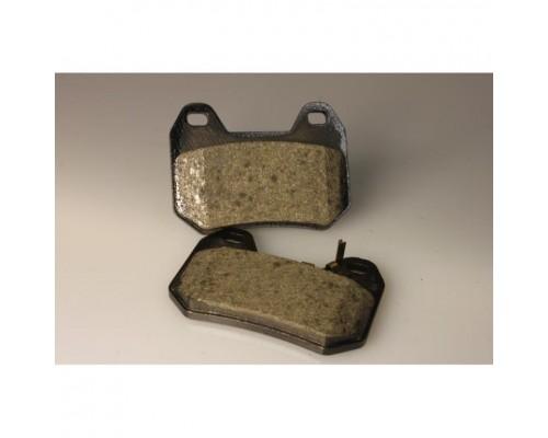Ремонтный комплект тормозных накладок, зд