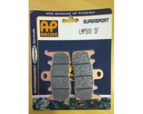 Колодки дискового тормоза AP Racing LMP500 SF пд
