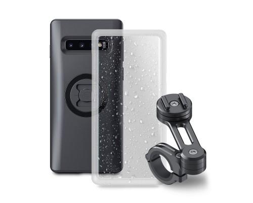 Чехол на телефон SP Connect Samsung S10 комплект с мотокрепежом