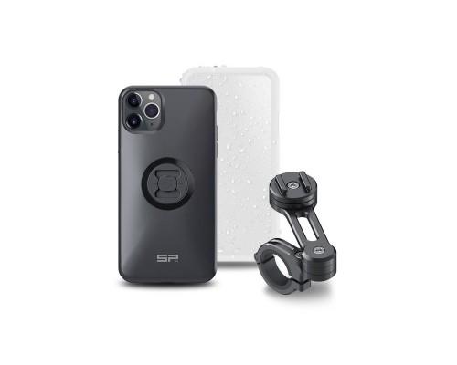 Чехол на телефон SP Connect iPhone 11 Pro Max комплект с мотокрепежом