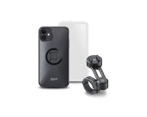Чехол на телефон SP Connect iPhone 11 комплект с мотокрепежом