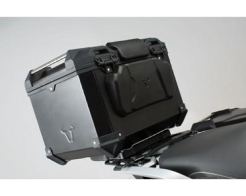 Спинка пассажира на кофр TRAX ADV Topcase, черная