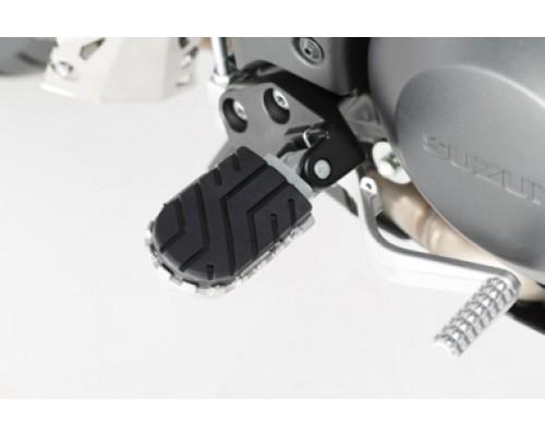 Комплект широких подножек для BMW F800GT, F800R
