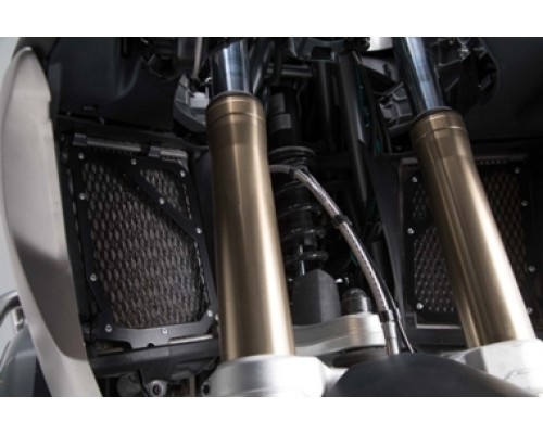 Защита радиатора для BMW R 1200 GS LC (16-), R 1200 GS Rallye (16-), R 1250 GS (18-)