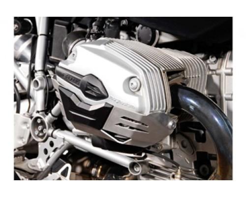 Защита цилиндров,золотистая BMW R1200 R/GS/Adv.