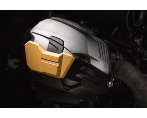 Защита цилиндров, золотистая BMW R1200 R/GS/Adv/nineT