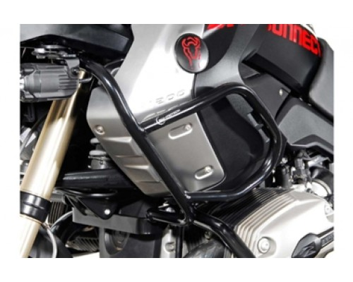 Верхние защитные дуги,серебристыедля BMW R1200GS (08-12)