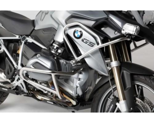 Защитные дуги верхние, нержавеющая сталь, SW-Motech для BMW R1200GS LC 2013