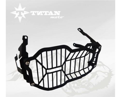 Защита фары быстросъемная TITAN moto