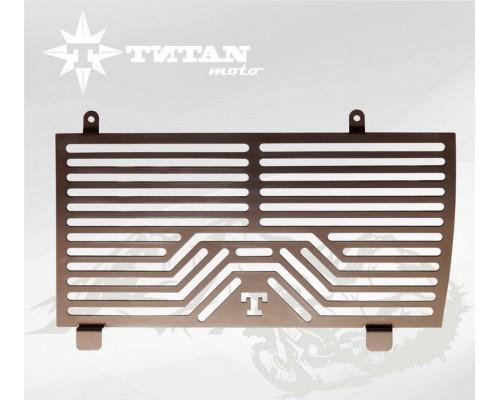 Защита радиатора TITAN moto