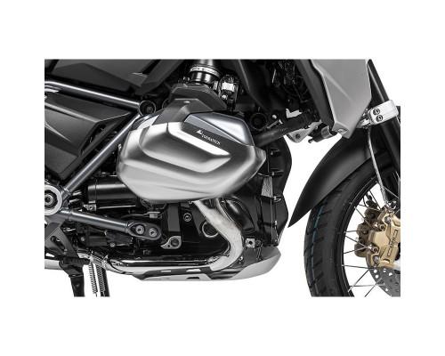 Защита цилиндров BMW R1250GS, cеребристая