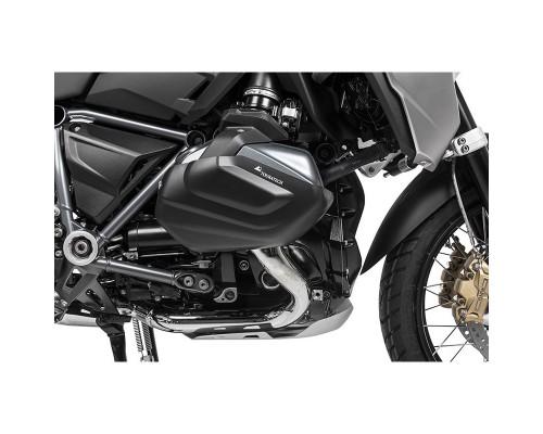 Защита цилиндров BMW R1250GS, черная