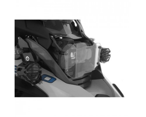 """Защита LED фары """"Makrolon"""" BMW R1250GS, R1250GSA"""