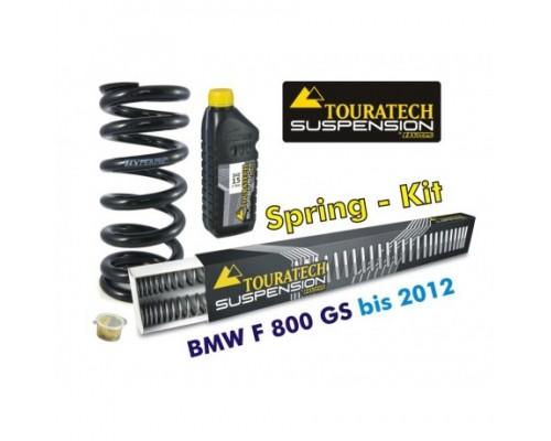 Комплект прогрессивных пружин BMW F800GS 08-12