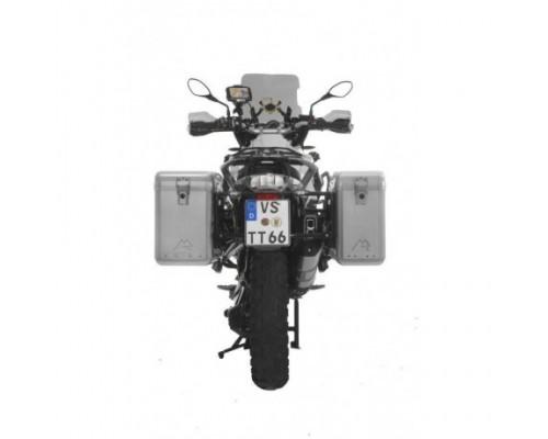 Комплект боковых кофров ZEGA Mundo 31/38 BMW R1200/1250GS/GSA LC