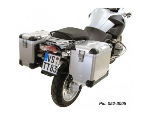 Комплект боковых кофров ZEGA Pro 38/45, BMW R1200GS/GSA
