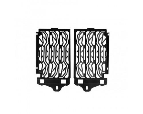 Защита радиатора BMW R1250GS/GSA, черная