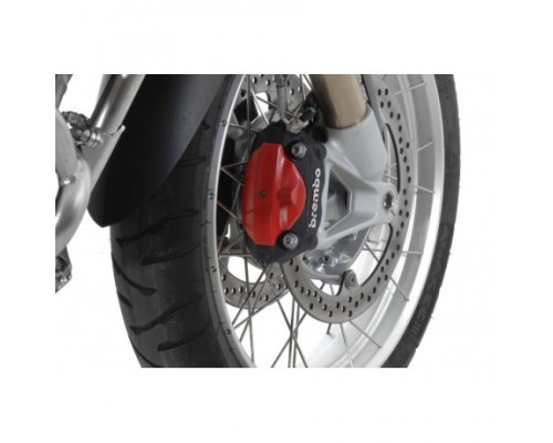 Накладки суппортов BMW R1200GS/GSA/R/RS LC, R nineT, красные