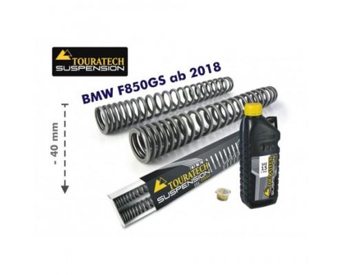 Прогрессивные пружины вилки BMW F850GS/GSA 40mm