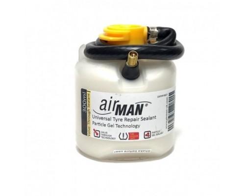 Универсальный герметик для заклеивания шин AirMan 300мл
