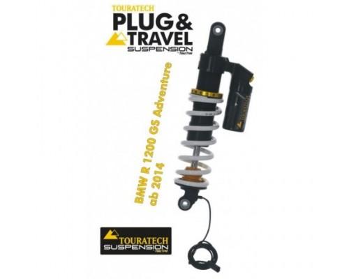 Передний амортизатор «Plug & Travel» BMW R1200GSA LC