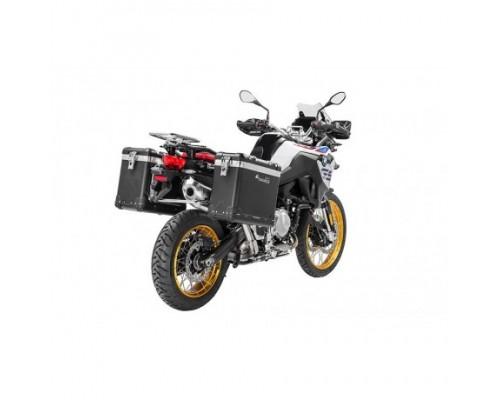 """Комплект боковых кофров ZEGA Pro """"And-Black"""" 31/38 л. BMW F750/850GS/GSA"""