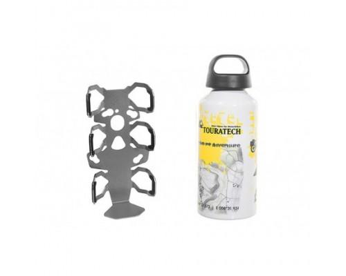 Кронштейн ZEGA Pro/Mundo для алюминиевой бутылки Touratech 0.6 л.