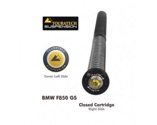 Закрытый картридж Touratech Suspension BMW F850GS