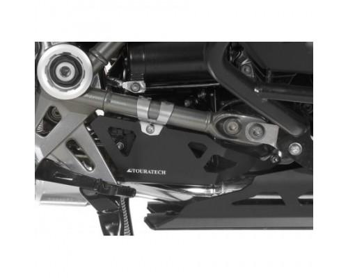 Защита клапана выхлопной трубы BMW R1200GS/GSA LC, черная