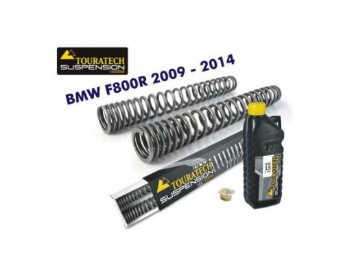 Прогрессивные пружины вилки BMW F800R 2009-2014/F800GT-