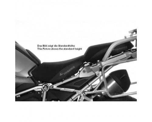 Комфортное сиденье водителя DriRide BMW R1200/1250GS/GSA LC дышащее/стандартное